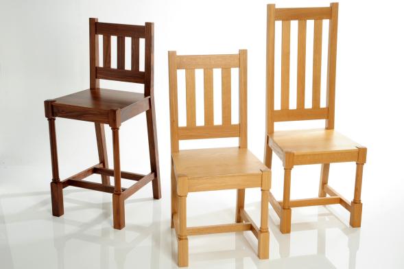 Trefurn Handmade Chairs Collage